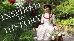 Making an 18th Century Inspired <b>Summer Dress</b> - YouTube