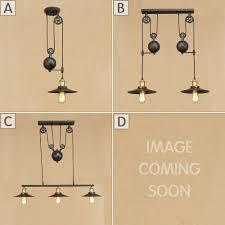 <b>Loft Vintage</b> Industrial <b>Retro Pendant</b> Lamp Edison Light E27 Holder ...
