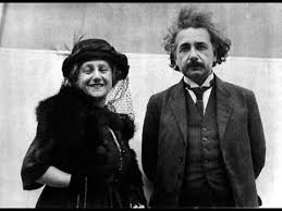 Albert Einstein with his Family Rare and Unseen Images - YouTube