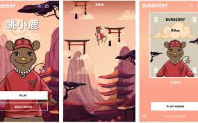 <b>Burberry</b> launches online game to celebrate Lunar <b>New Year</b>