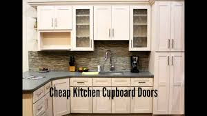 New Doors For Kitchen Units Cheap Kitchen Cupboard Doors Youtube