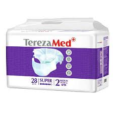 <b>TerezaMed Подгузники</b> для взрослых, <b>medium super</b> 28 шт ...