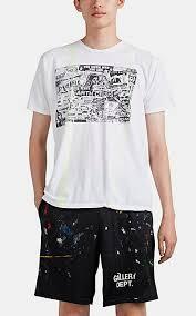 Gallery Department <b>Collage</b>-Print <b>Cotton</b> T-Shirt | Barneys <b>New</b> York