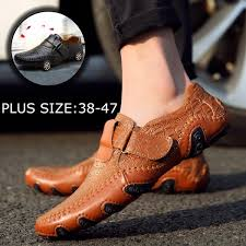 <b>Men's</b> Crocodile British Casual Shoes <b>Peas</b> Driving Shoes <b>Octopus</b> ...