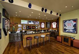 sports bar ideas for home basement mediterranean with dark floor sports room game room basement sports bar ideas