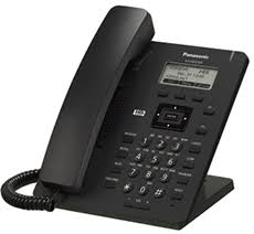 <b>Panasonic KX</b>-HDV100RU-B, <b>SIP</b>-<b>телефон</b> (черный) на 1 линию и ...