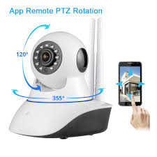 <b>KERUI Wireless WiFi HD</b> IP Camera GSM Home Security Alarm ...