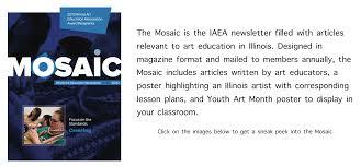 <b>Mosaic</b> – Illinois <b>Art</b> Education Association