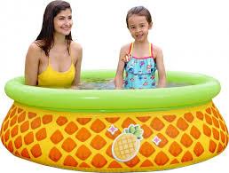 <b>Бассейн Jilong надувной Pineapple</b> 3D Spray 150х41 см ...