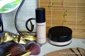 <b>Sensai</b> Fluid Finish + <b>Loose Powder</b> / Отзывы о косметике
