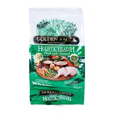 <b>Golden Eagle Holistic Health</b> Dry Dog Food - Duck with Oatmeal ...