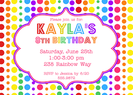 birthday party invitations com birthday party invitations to create your own fantastic party invitation 2611169