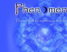 PHENOMENON UFOS