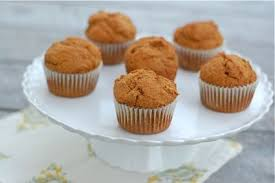 Recipe: Whole Spelt Pumpkin Muffins - 100 Days of Real Food