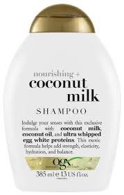 Купить <b>OGX Питательный</b> шампунь Nourishing+ <b>Coconut Milk</b> ...