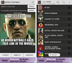 Meme Generator App Download Android - meme generator app download ... via Relatably.com
