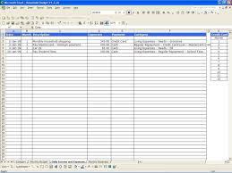 financial spreadsheet template haisume business expenses spreadsheet template excel business expense spreadsheet example
