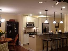 Kitchen Wall Covering Kitchen Small Design With Breakfast Bar Tray Ceiling Closet