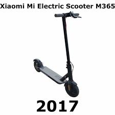 Xiaomi <b>Mi Electric Scooter M365</b> 2017 by Krampfstadt Studio