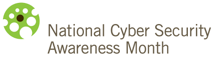 Image result for graphics for national cyber security awareness month