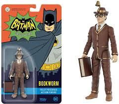 <b>Фигурка Funko Action Figure</b>: DC Heroes: Bookworm 13912