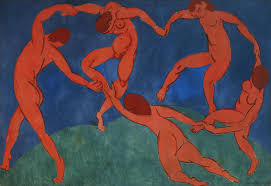 art works dance artist matisse henri