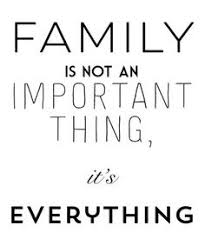 Family Is Everything on Pinterest | Love My Family, I Am and You Are via Relatably.com