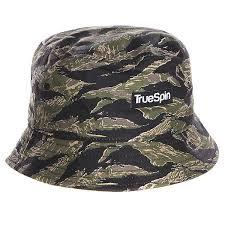 Купить шляпы и панамы. Панама <b>TrueSpin Jungle</b> Bucket <b>Hat</b> Camo