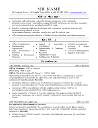 of business office manager  seangarrette comodern business office manager resume l