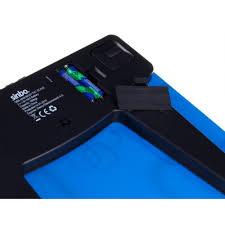 Весы напольные электронные <b>Sinbo SBS 4448</b> макс.180кг синий ...