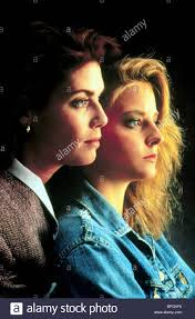 kelly mcgillis jodie foster the accused stock photo kelly mcgillis jodie foster the accused 1988