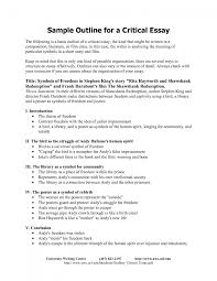 cover letter example critical essay a critical essay example cover letter critical appraisal essay example resume ideas critical analysis essays examplesexample critical essay large size