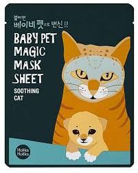 Купить товар Holika Holika <b>смягчающая тканевая маска</b>-мордочка ...
