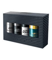 <b>ESTEL ALPHA HOMME</b> Fragrance Collection | Estel Professional