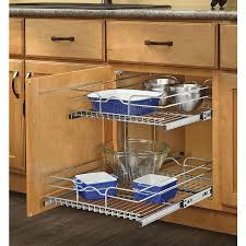 Kitchen Cabinet Slide Out Shop Cabinet Organizers At Lowescom