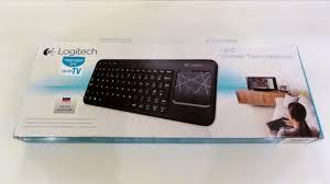 Обзор от покупателя на <b>Клавиатура Logitech Wireless Touch</b> ...