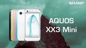 「AQUOS Xx3 mini」の画像検索結果