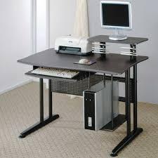furniture wooden computer desks outstanding black computer desks home