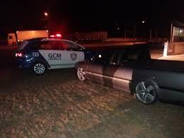 Guarda flagra aglomeração de pessoas e apreende carro por som excessivo em Limeira