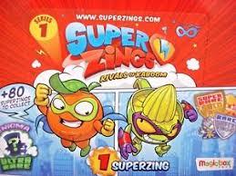 <b>Superzings Series 1</b> - Choose Your Figures including rare - P&P ...