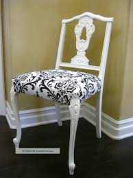 French Provincial Dining Room Sets Damask Dining Chair Set Of Four Vintage French Provincial Black