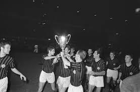Finale della Coppa delle Coppe 1967-1968