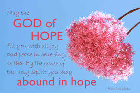 Image result for Hope in the Lord
