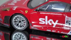 <b>Радиоуправляемый</b> автомобиль <b>MJX</b> Ferrari F430 GT 1:10 ...
