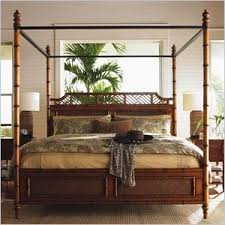 images tommy bahama bedding pinterest tommy bahama home island estate west indies wood poster canopy bed  pi