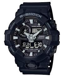 наручные часы мужские casio g shock цвет черный ga 700 1b