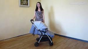 <b>Прогулочная коляска Cam Curvi</b> (Кам Курви) - самая легкая ...