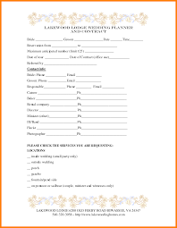wedding planner contract monthly budget forms wedding planner contract wedding planner contract templates zoecnvt8 png