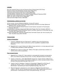 curriculum vitae for graduate school psychology professional curriculum vitae for graduate school psychology resumes and cvs graduate school psychology resume examples cover letter