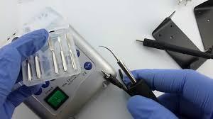 dental lab infrared electronic sensor induction carving knife wax heater new 220v 110v